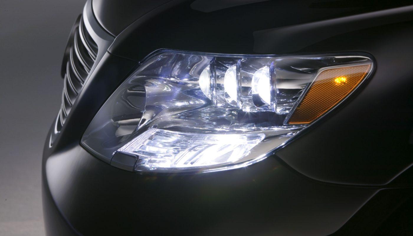 Как законно установить светодиодные фары на своем авто