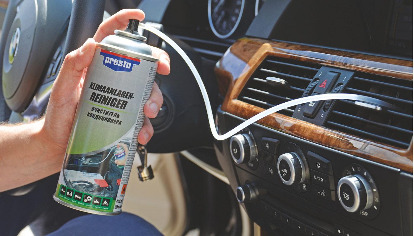 Ремонт, фумигация, чистка - все о кондиционере автомобиля