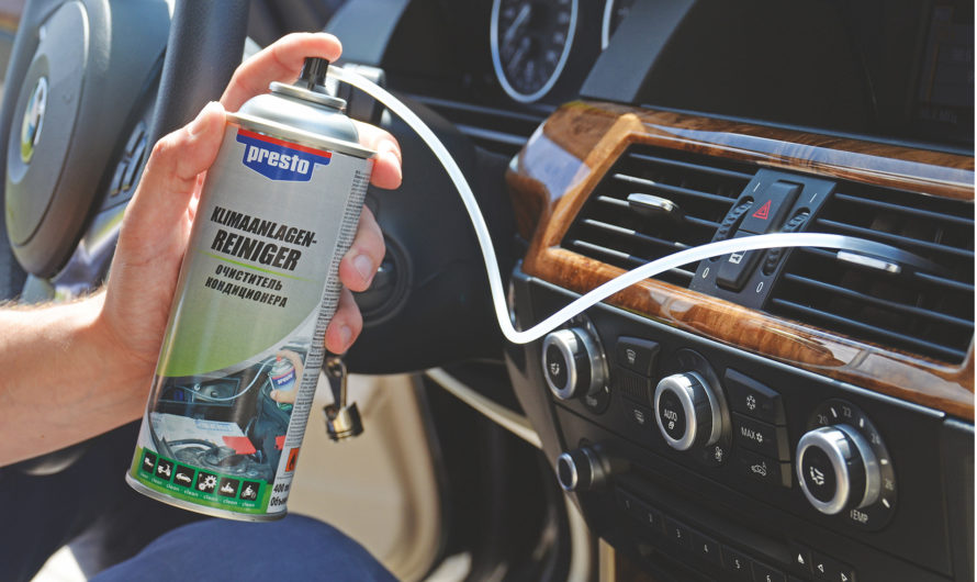 Ремонт, фумигация, чистка — все о кондиционере автомобиля