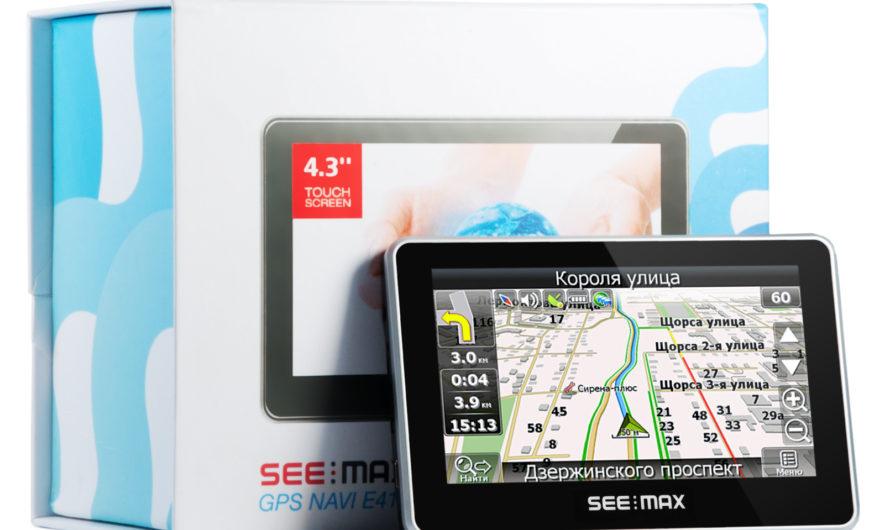 GPS Навигаторы SeeMax