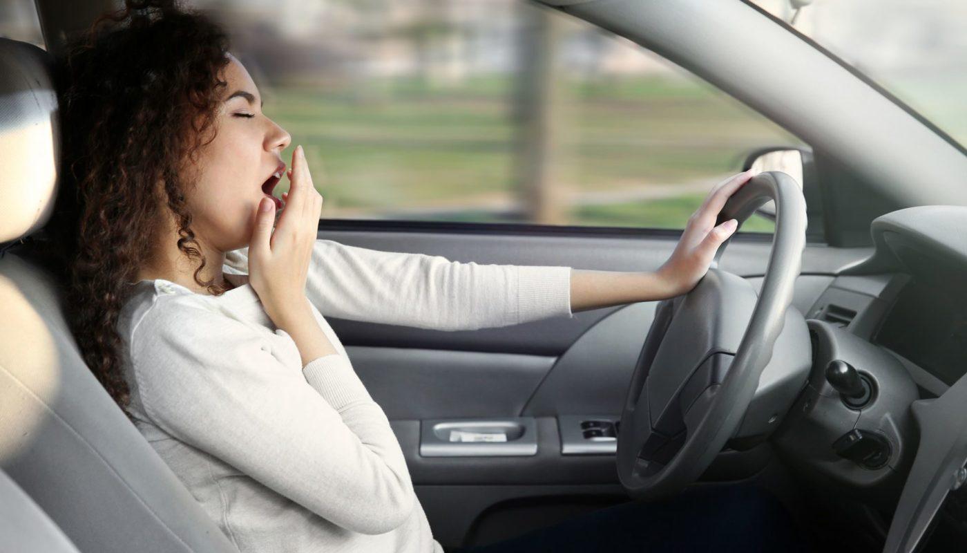 Борьба со сном за рулем