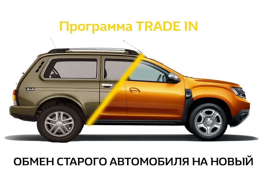 Trade in. Что это?