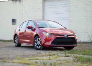 2021 Toyota Corolla: обзор моделей, цены и технические характеристики