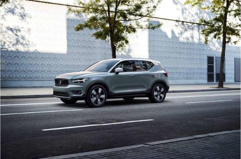 2020 Volvo XC40: что нужно знать